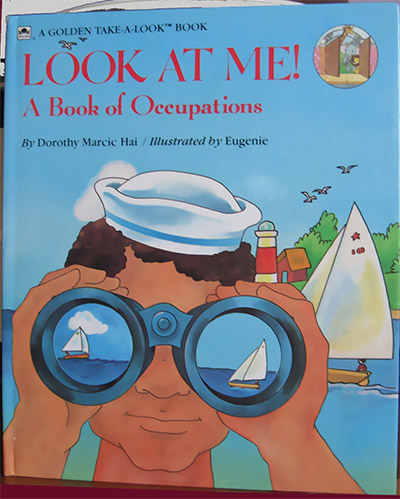 Look At Me! A Book of Occupations